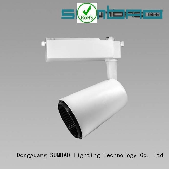 10 foot track lighting 13°20°38°60° cob SUMBAO Brand