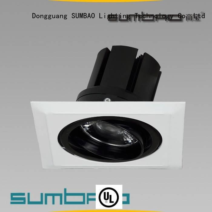 accent Shopping center SUMBAO 4 inch recessed lighting