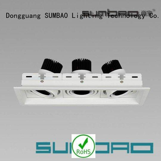Quality 4 inch recessed lighting SUMBAO Brand ideal LED Recessed Spotlight