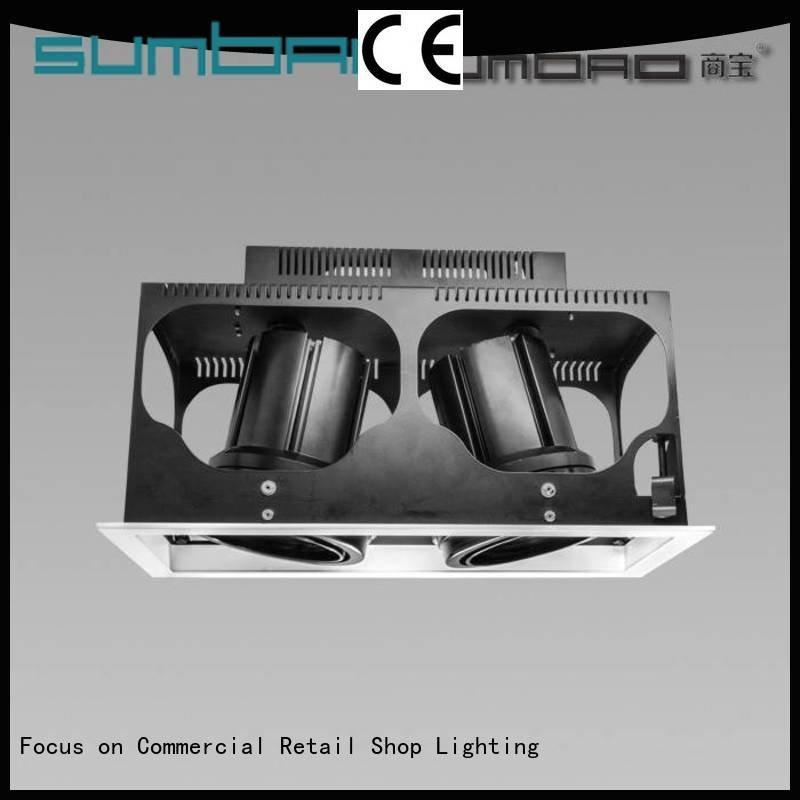 4 remodel recessed lighting recessed LED Spotlight dw0151 SUMBAO