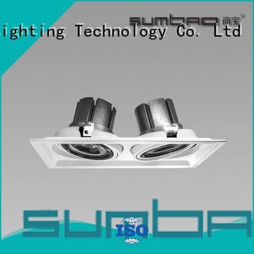 12° multi spotlighting cob SUMBAO 4 inch recessed lighting