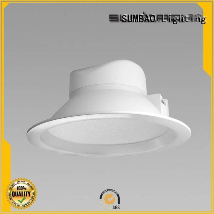 recessed Shopping center efficiency 100lmw SUMBAO LED Down Light