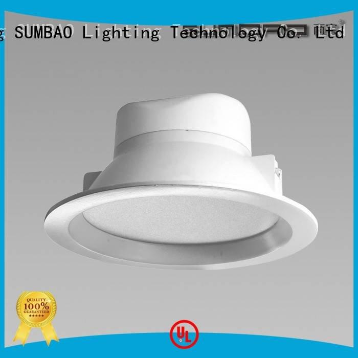 ∅180x85mm range led downlighter SUMBAO