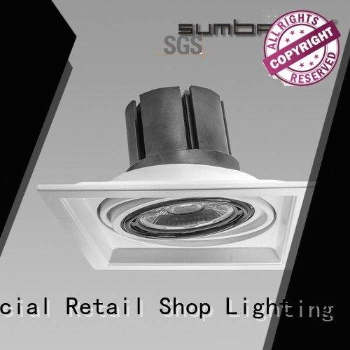 3500K vottage dw085 SUMBAO 4 inch recessed lighting