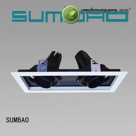 Custom luminaries LED Recessed Spotlight spotslow 4 inch recessed lighting