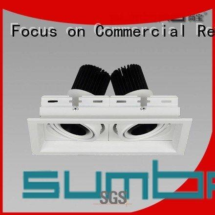 4 inch recessed lighting 3500K dw069 LED Recessed Spotlight SUMBAO Warranty