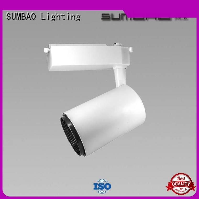 SUMBAO Brand 4000K seller LED Track Spotlight efficiency 20°
