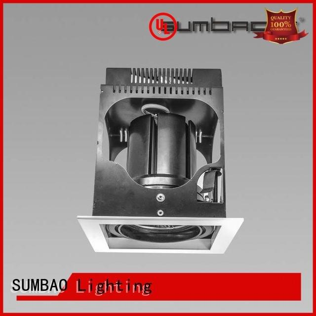 4 inch recessed lighting dw0313 SUMBAO Brand LED Recessed Spotlight
