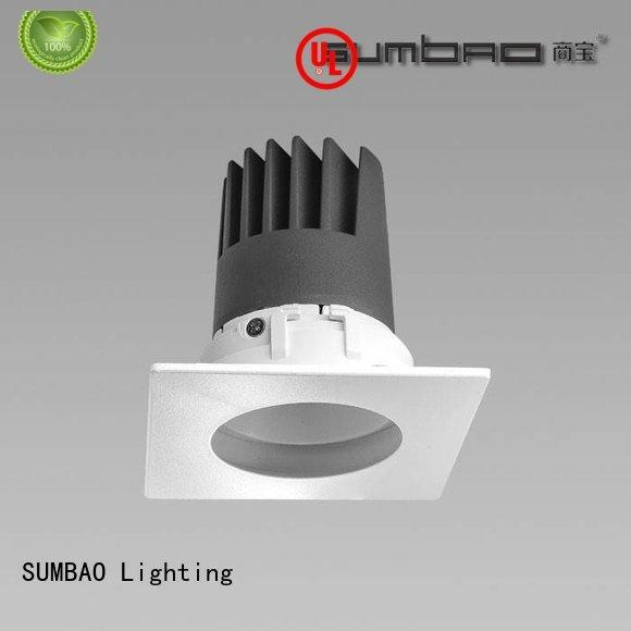 dw066 dw0301 SUMBAO 4 inch recessed lighting