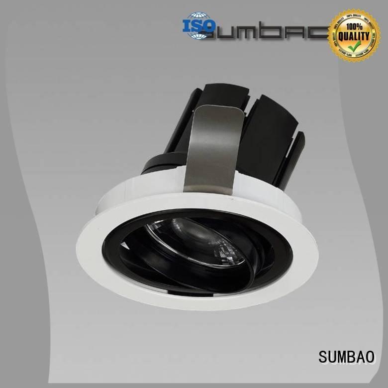 SUMBAO LED Recessed Spotlight dw084 reccessed dw0193 multiple