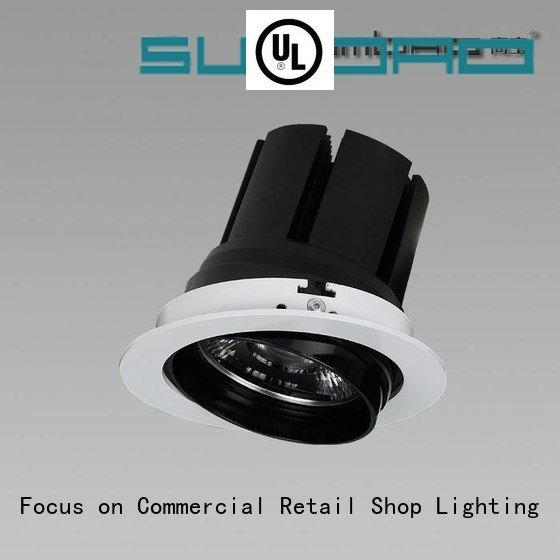 SUMBAO Brand head dw0282 dw0193 LED Recessed Spotlight dw0723