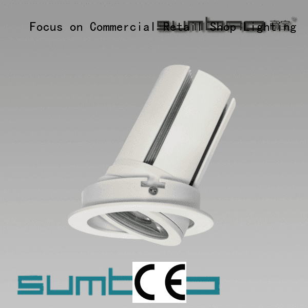 SUMBAO 4 inch recessed lighting 6w ideal dw0152 wash