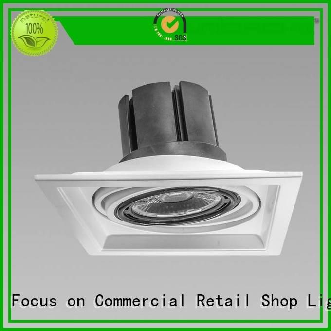 4 inch recessed lighting dw0722 LED Recessed Spotlight Shopping center SUMBAO