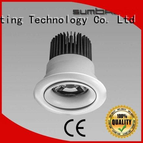 4 inch recessed lighting hotels Exhibition room dw0522 dw034