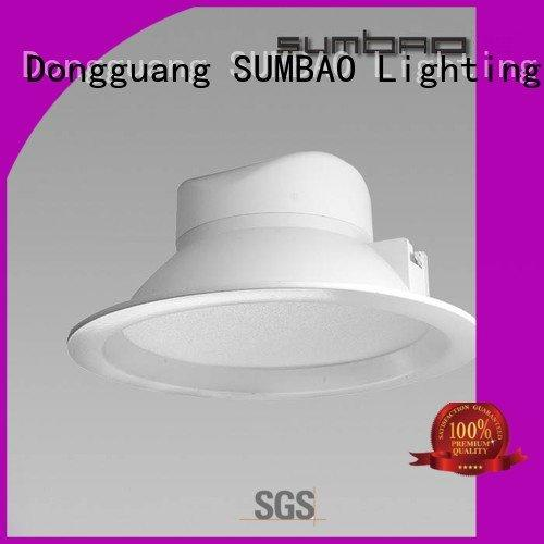 SUMBAO Brand brightness Exhibition room LED Down Light 40w fl015