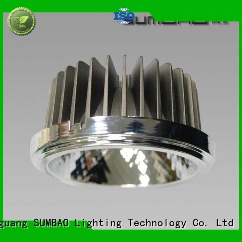 Wholesale 33° dw0722 LED Recessed Spotlight SUMBAO Brand