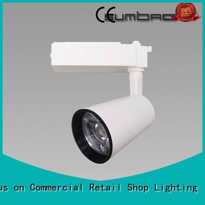 track light bulbs application LED Track Spotlight beam