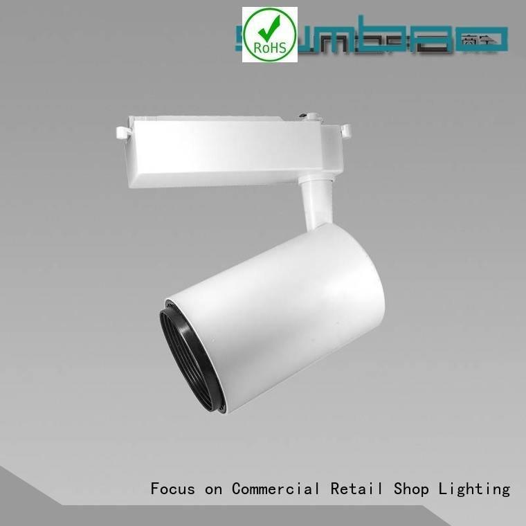 150mmXΦ52mmX115mm 13° LED Track Spotlight 10W SUMBAO