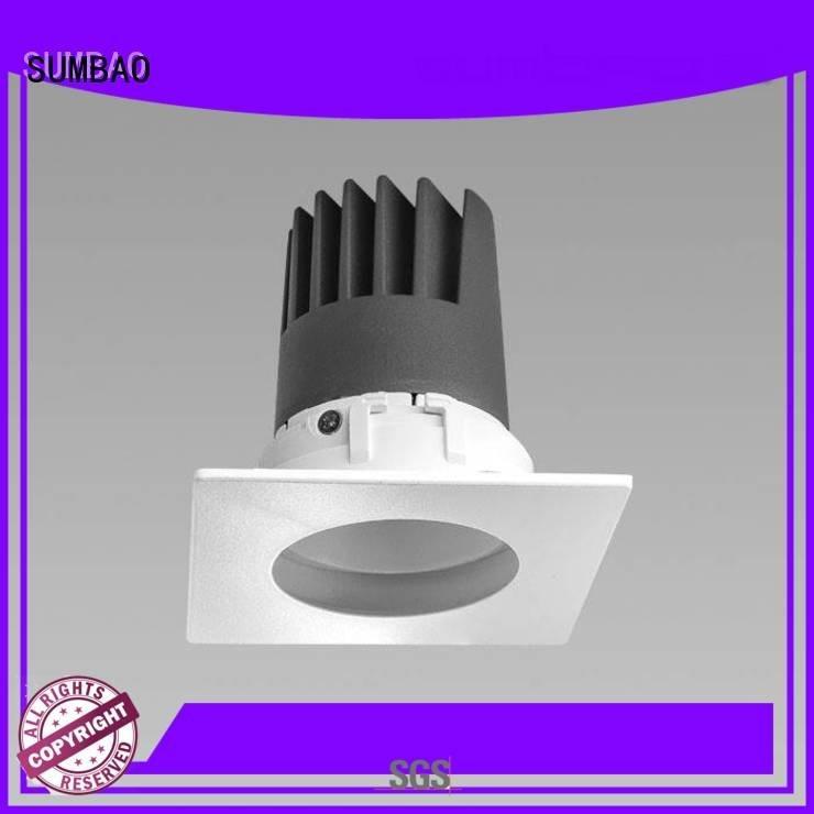 Custom LED Recessed Spotlight dw0721 dw034 accent SUMBAO