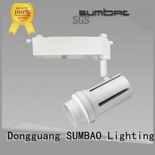 Wholesale beam 30w LED Track Spotlight SUMBAO Brand