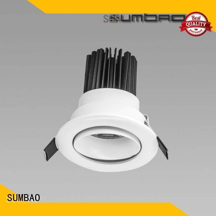 dw0521 dw0302 LED Recessed Spotlight round SUMBAO