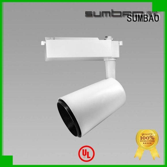 SUMBAO LED Track Spotlight low imported 18w24w Specification grade AL