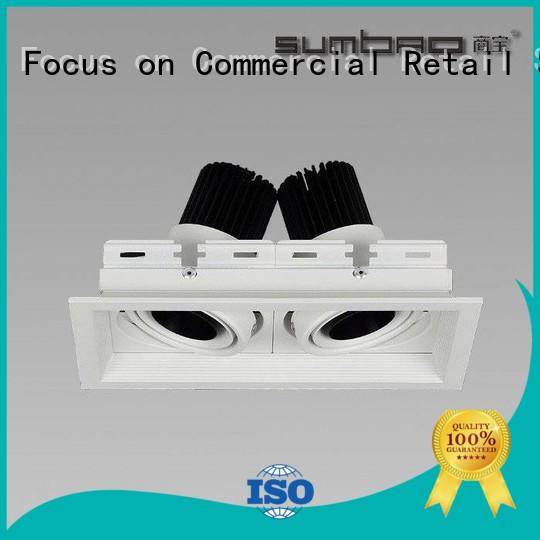 4 inch recessed lighting Imported COB chip highperformance LED Recessed Spotlight spots SUMBAO Brand