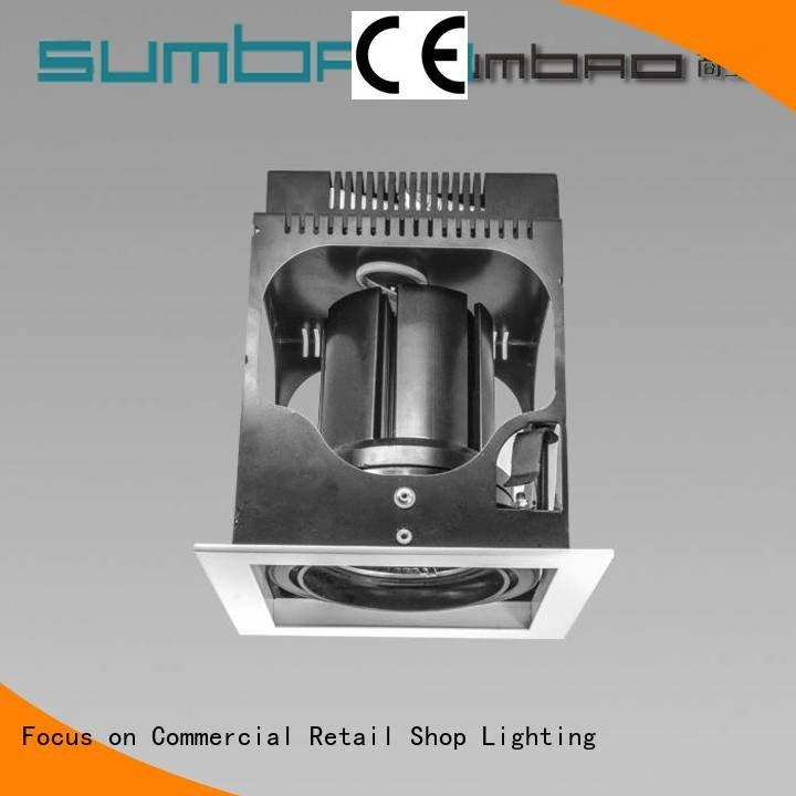 home recessed lighting dw038 SUMBAO Brand LED Spotlight