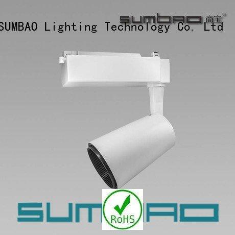led wall track lighting tk038 SUMBAO Brand LED Track Spotlight