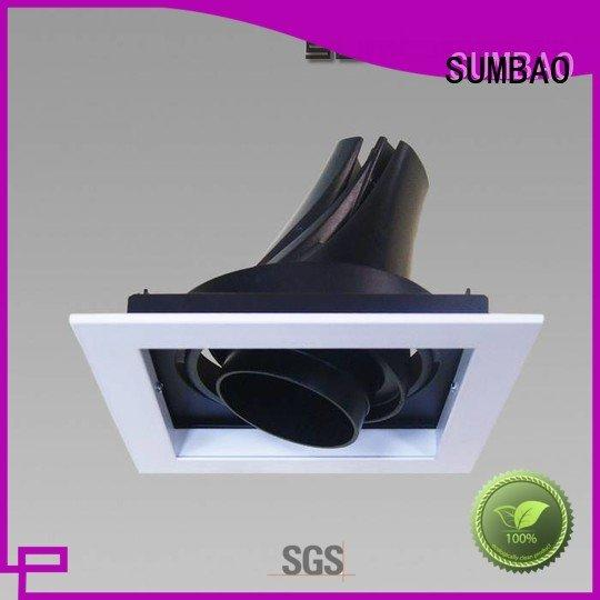 SUMBAO Brand dw067 dw066 4 inch recessed lighting spotlights Dumb white