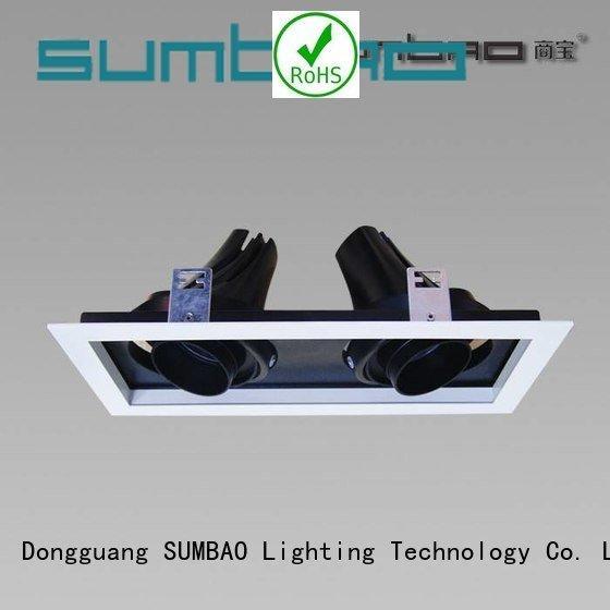 Custom LED Spotlight dw0723 cob spots SUMBAO