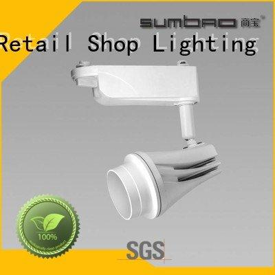 track light bulbs track brightness LED Track Spotlight SUMBAO Brand