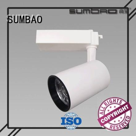 track light bulbs lumen Supermarket LED Track Spotlight SUMBAO Brand