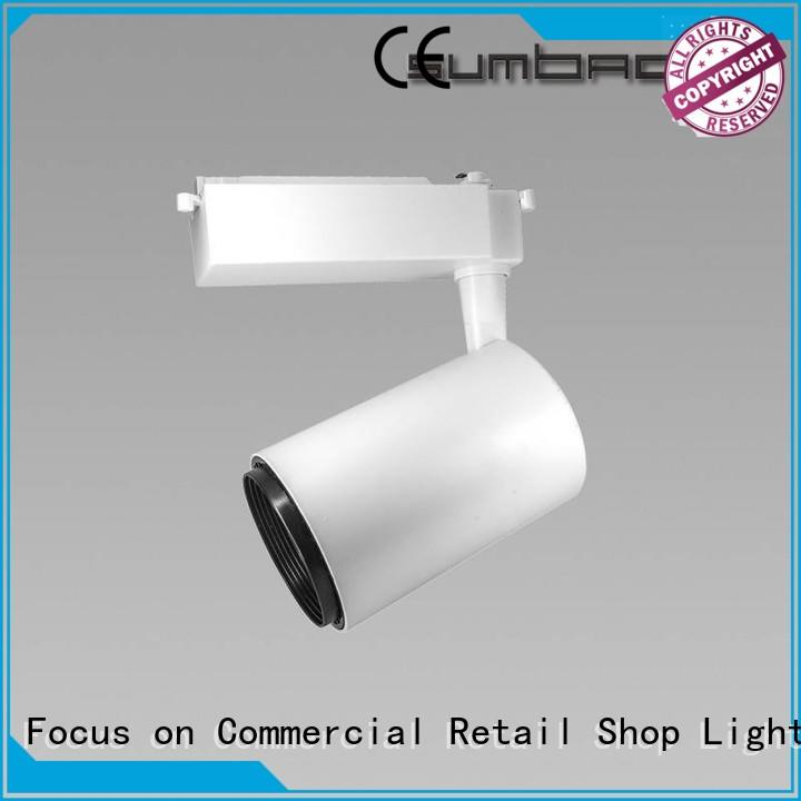 Quality SUMBAO Brand track light bulbs dimmable distinctive