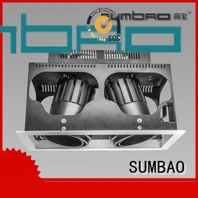 Wholesale wash single LED Recessed Spotlight SUMBAO Brand
