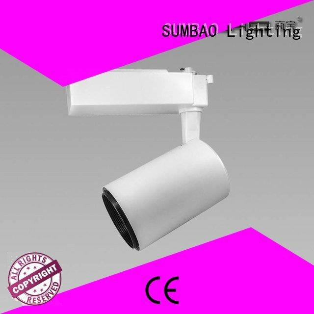 dimmable Shopping center lumen tk062 SUMBAO track light bulbs