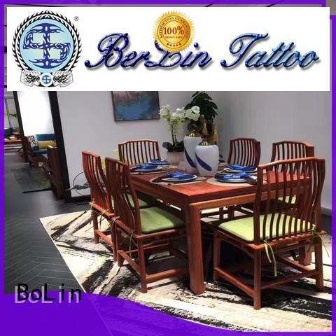 BoLin test supplier for training school
