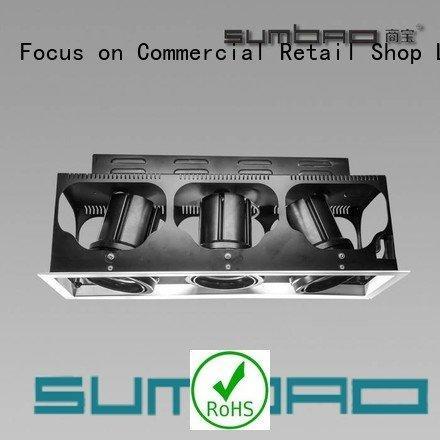 recessed lighting design lamp LED Recessed Spotlight SUMBAO