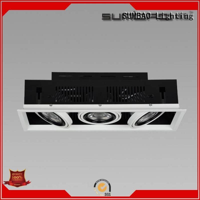 SUMBAO dw0281 dw038 LED Recessed Spotlight dw0153 ceiling
