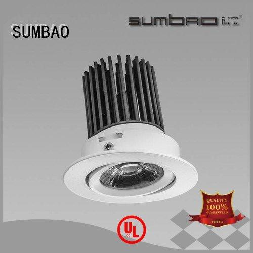 SUMBAO dw0721 dw0281 LED Recessed Spotlight dw076 5000K