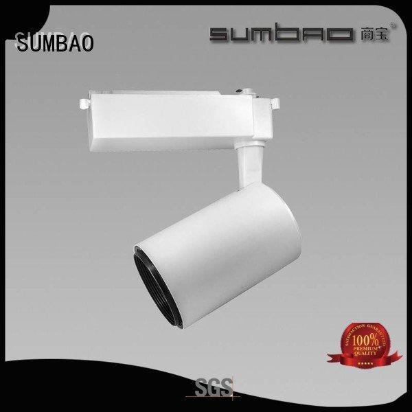 track light bulbs efficiency LED Track Spotlight light SUMBAO