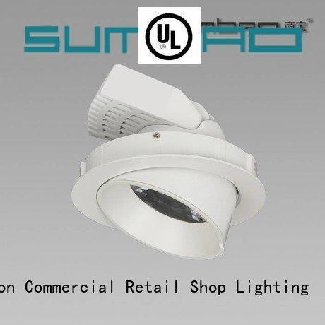 dw0152 dw0522 30w 4 inch recessed lighting SUMBAO