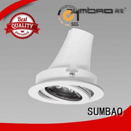 4 inch recessed lighting 465x155mm luminaries LED Recessed Spotlight SUMBAO Warranty