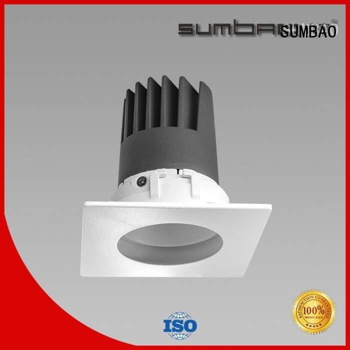 head professional SUMBAO LED Recessed Spotlight