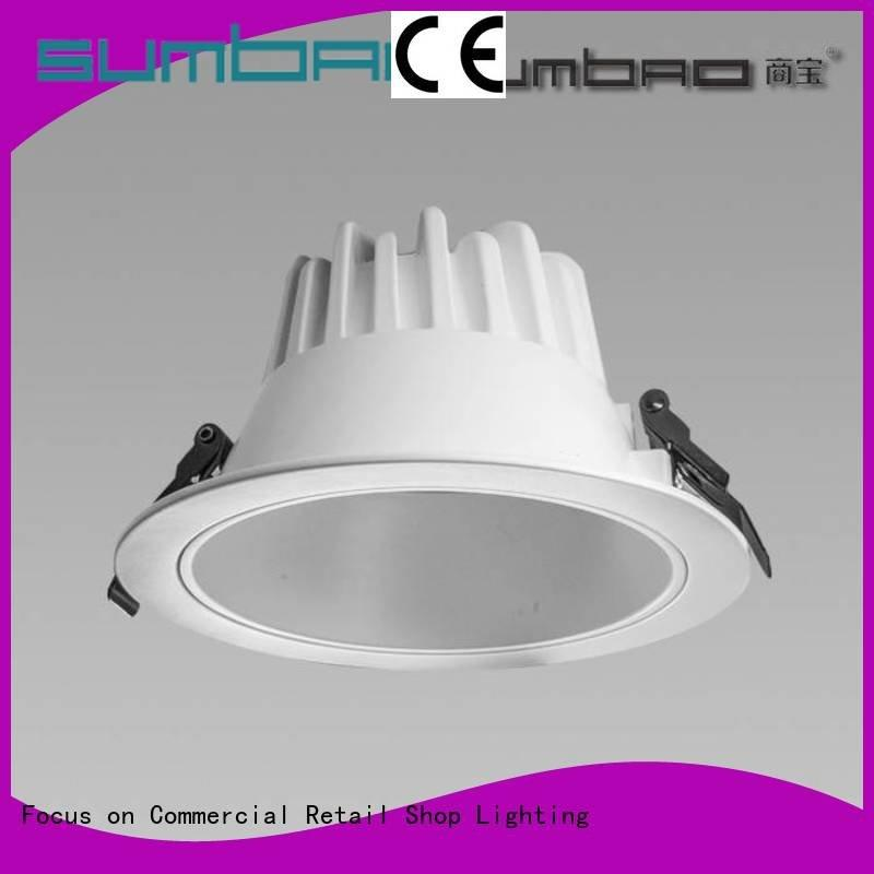 Wholesale accent Furniture store LED Light SUMBAO Brand