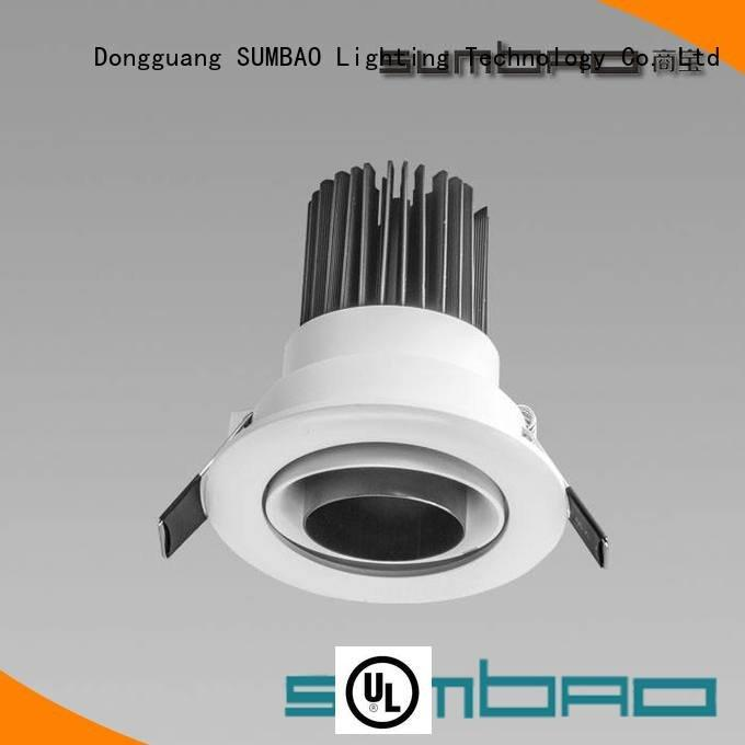 4 inch recessed lighting round 5000K 33° dw0302 SUMBAO