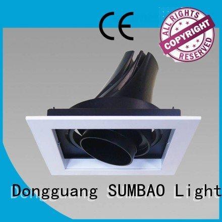 SUMBAO 4 inch recessed lighting spotlighting desk dw0192