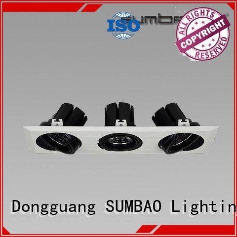 3000K dw0151 SUMBAO LED Recessed Spotlight