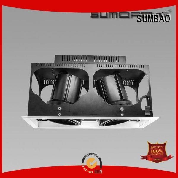luminaires trunk LED Recessed Spotlight 3x10W/3x18W SUMBAO