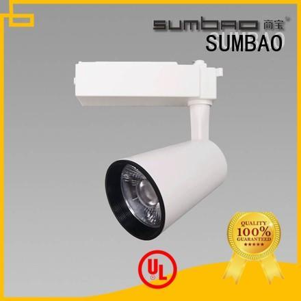 SUMBAO Brand retail lumen track light bulbs Furniture store supplier